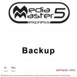 MediaMaster 5 Express Backup Box