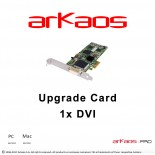 Upgrade Card 1x DVI
